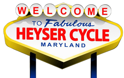 Heyser Cycle located in Laurel, MD.